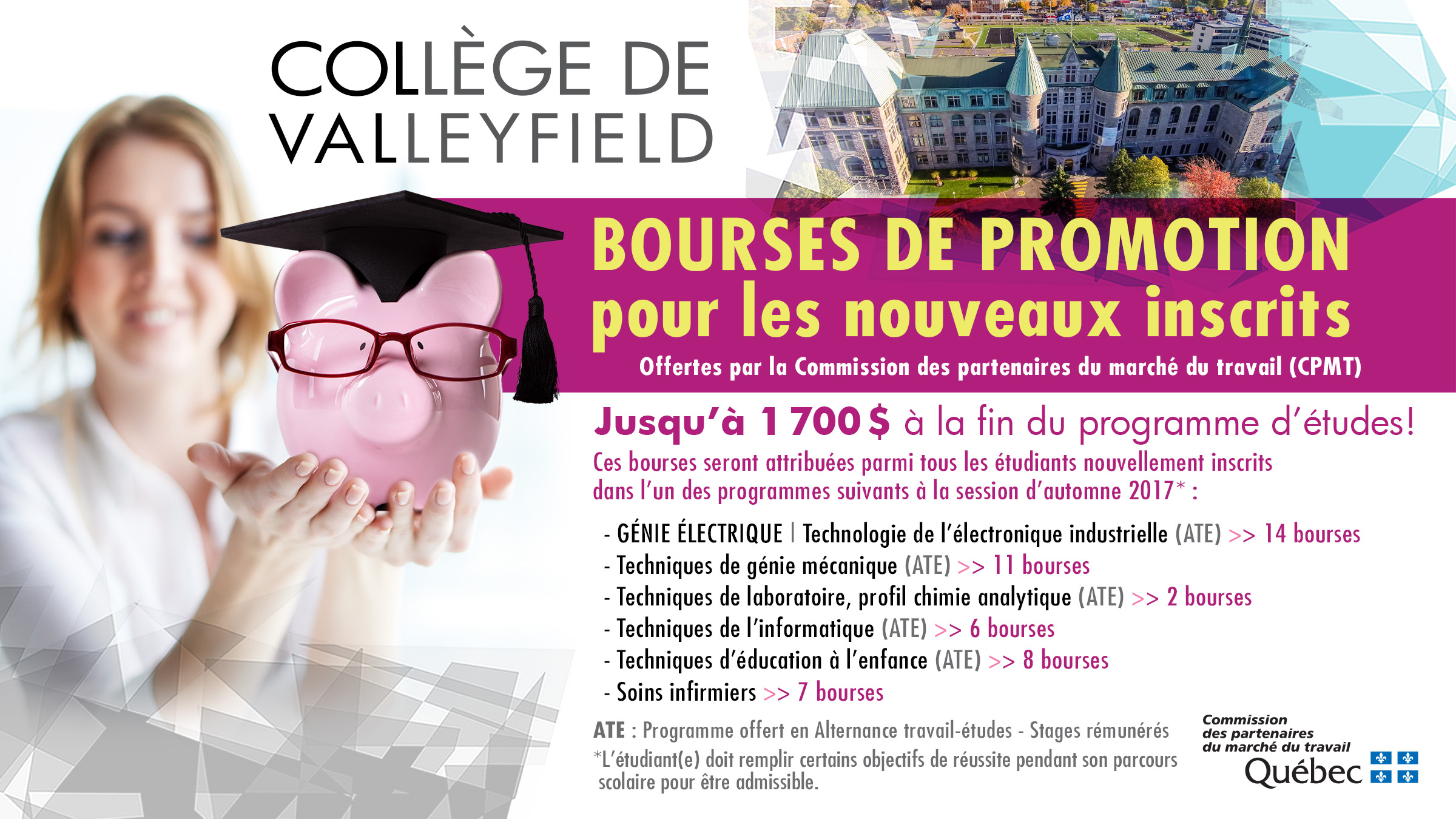 Cegep.valley.bourse.etudes 2